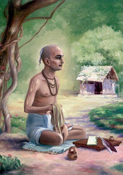 Санатана Госвами и его божественное откровение